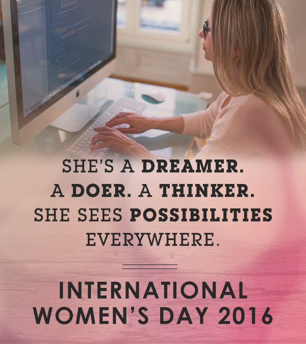 Happy International Women's Day from JB Systems!
