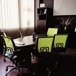 JB Systems Conference Room - Where our website designs, strategies, and creative thinking take place.
